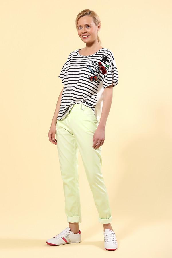 женские джинсы tuzzi, зеленые
