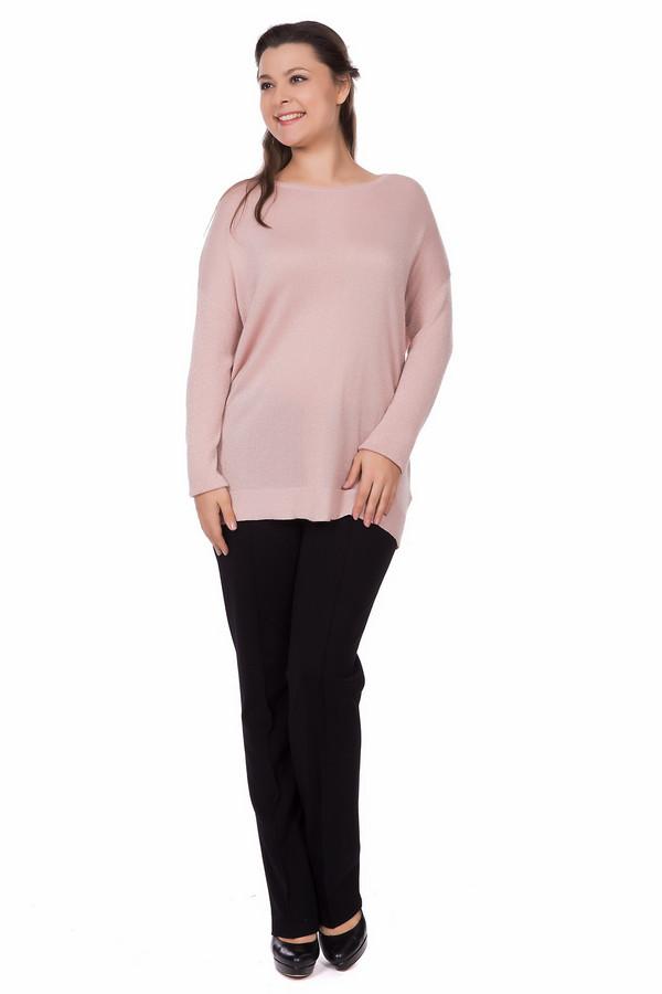 Пуловер Gerry WeberПуловеры<br><br><br>Размер RU: 52<br>Пол: Женский<br>Возраст: Взрослый<br>Материал: вискоза 75%, полиэстер 25%<br>Цвет: Розовый