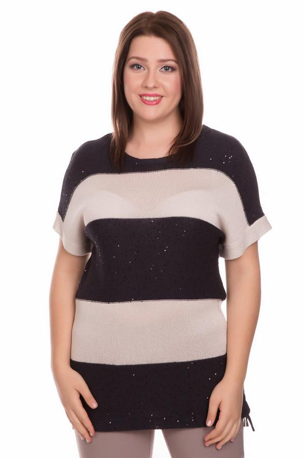 Пуловер Gerry WeberПуловеры<br><br><br>Размер RU: 48<br>Пол: Женский<br>Возраст: Взрослый<br>Материал: вискоза 100%<br>Цвет: Белый