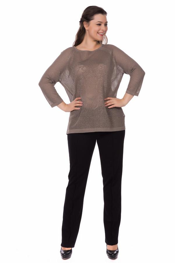 Пуловер Gerry WeberПуловеры<br><br><br>Размер RU: 52<br>Пол: Женский<br>Возраст: Взрослый<br>Материал: полиэстер 20%, хлопок 80%<br>Цвет: Бежевый