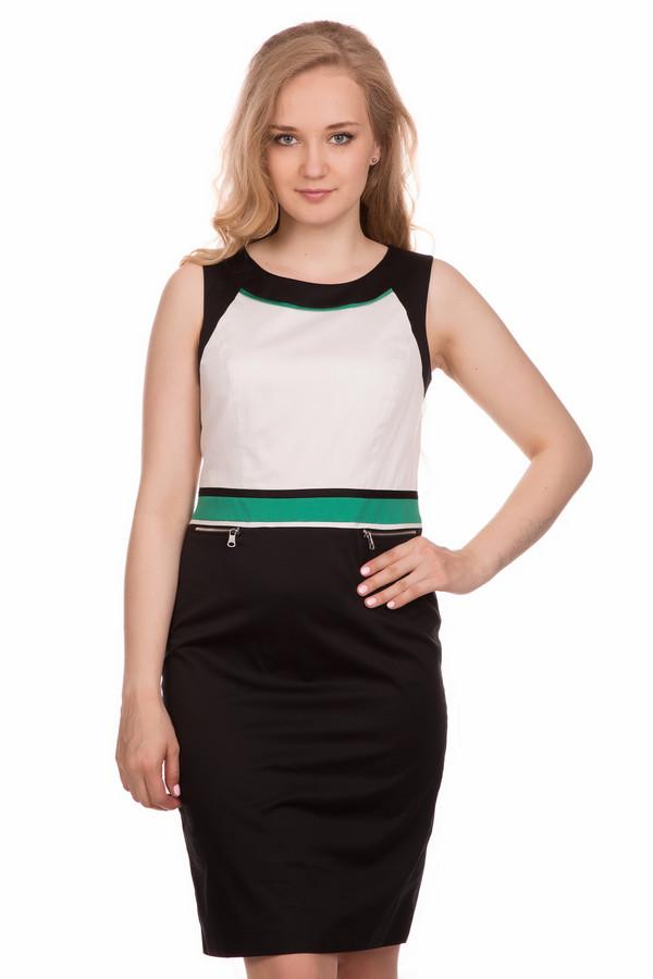 Платье Gerry WeberПлатья<br><br><br>Размер RU: 42<br>Пол: Женский<br>Возраст: Взрослый<br>Материал: эластан 4%, хлопок 96%<br>Цвет: Разноцветный
