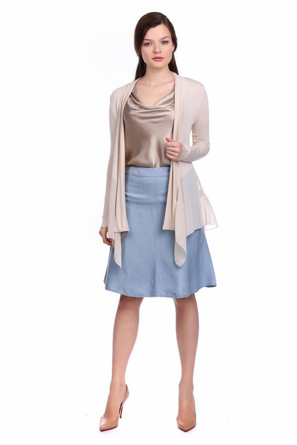 Юбка ApanageЮбки<br>Юбка Apanage голубая. Расклешенная юбка миди длины радует глаз и повышает настроение своей обладательнице. Благодаря выигрышному оттенку предлагаемого изделия оно сочетается с прочими вещами просто замечательно. Быть на высоте, если у вас есть такая юбка, будет очень просто – скомбинируйте ее с походящим и верхом и наслаждайтесь реакцией окружающих. Состав: вискоза, лен, полиамид.<br><br>Размер RU: 42<br>Пол: Женский<br>Возраст: Взрослый<br>Материал: полиамид 23%, вискоза 44%, лен 33%<br>Цвет: Голубой
