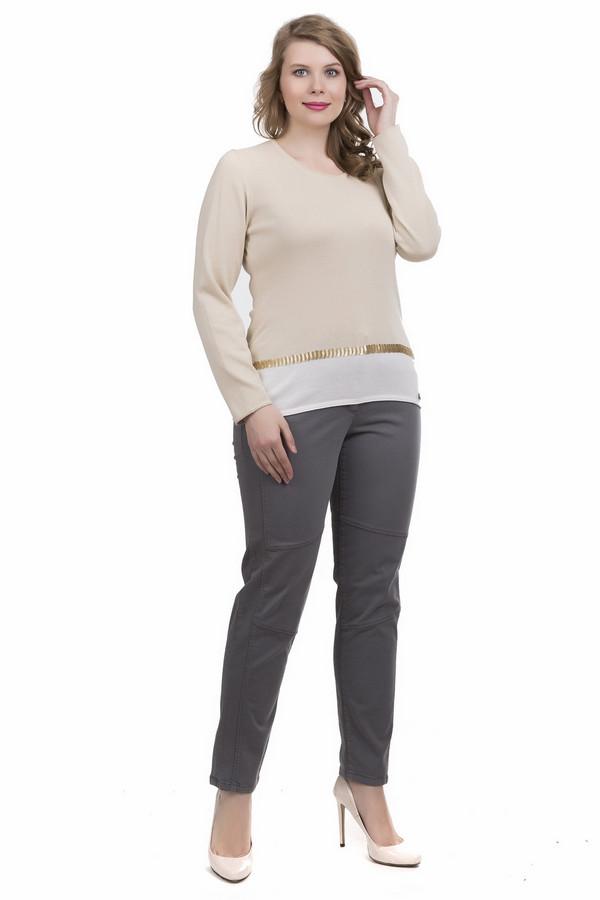 Пуловер LuciaПуловеры<br><br><br>Размер RU: 54<br>Пол: Женский<br>Возраст: Взрослый<br>Материал: хлопок 50%, полиакрил 50%<br>Цвет: Разноцветный
