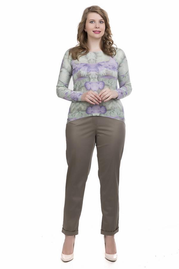 Пуловер ApanageПуловеры<br><br><br>Размер RU: 54<br>Пол: Женский<br>Возраст: Взрослый<br>Материал: вискоза 43%, полиэстер 57%<br>Цвет: Сиреневый