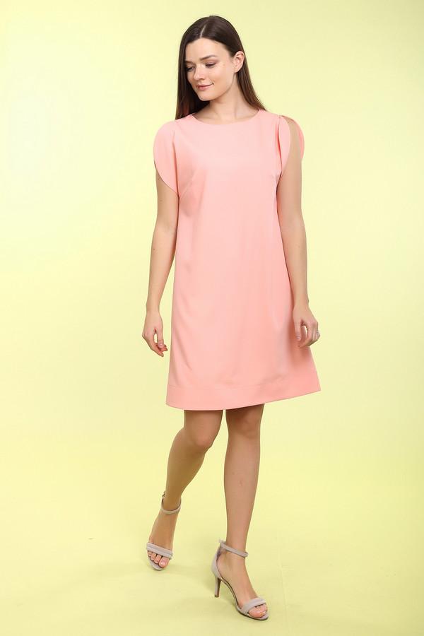 Платье ArgentПлатья<br><br><br>Размер RU: 46<br>Пол: Женский<br>Возраст: Взрослый<br>Материал: полиэстер 30%, вискоза 65%, лайкра 5%<br>Цвет: Розовый