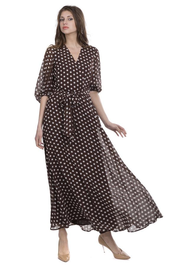Платье ArgentПлатья<br><br><br>Размер RU: 44<br>Пол: Женский<br>Возраст: Взрослый<br>Материал: купро 100%<br>Цвет: Белый