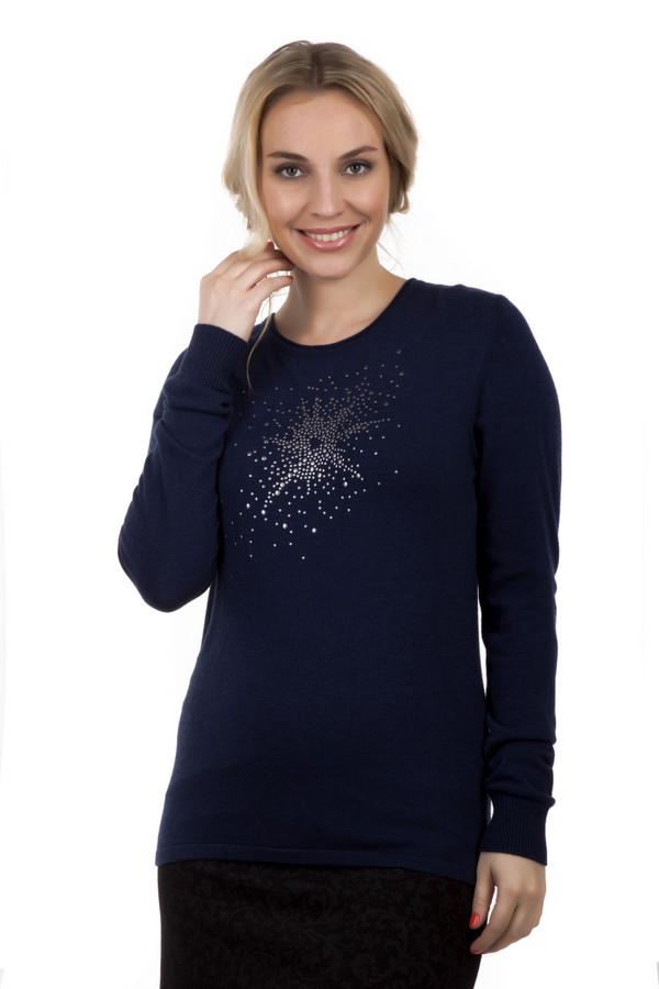 Пуловер LebekПуловеры<br>Очень модный синий пуловер Lebek. Этот пуловер очень оригинально украшен фурнитурой, поэтому не смотря на сою простоту, выглядит очень нарядно и стильно. Состав свитера такой, что вещь отлично тянется и очень удобна. Данная модель подходит любому цветотипу и типу фигуры. Он отлично обтягивает и подчеркивает женственные формы. Такой пуловер является базовой вещью в любом женском гардеробе.<br><br>Размер RU: 52<br>Пол: Женский<br>Возраст: Взрослый<br>Материал: эластан 3%, вискоза 63%, шерсть 25%, полиамид 9%<br>Цвет: Фиолетовый