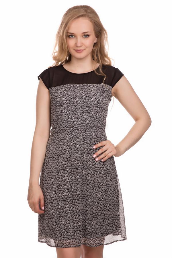 Платье s.Oliver PREMIUMПлатья<br><br><br>Размер RU: 42<br>Пол: Женский<br>Возраст: Взрослый<br>Материал: полиэстер 100%<br>Цвет: Разноцветный