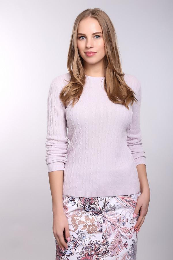 Пуловер Just ValeriПуловеры<br>Пуловер Just Valeri женский сиреневого оттенка. Прекрасный пуловер нежного сиреневого цвета сразу привлечёт ваше внимание. Модель с круглым вырезом и красивой вязкой «косичка» выполнена из тонкой шерстяной пряжи, поэтому в ней вы будете чувствовать себя очень комфортно. Такой пуловер хорошо смотрится с тёмными узкими брючками и обувью на высоком каблуке. Состав: 100% кашемир.<br><br>Размер RU: 42<br>Пол: Женский<br>Возраст: Взрослый<br>Материал: кашемир 100%<br>Цвет: Сиреневый