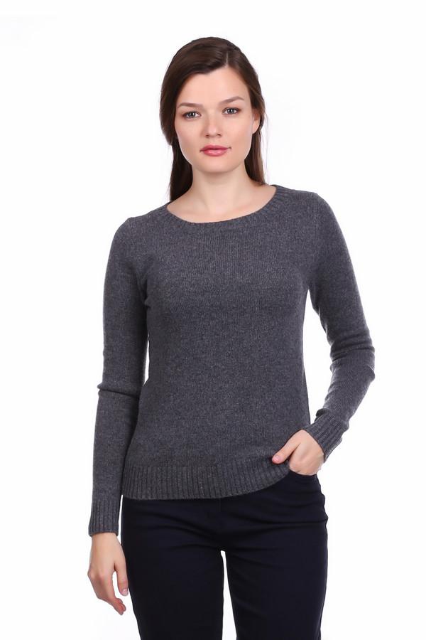 Пуловер Just ValeriПуловеры<br>Пуловер Just Valeri серого оттенка. Модель сдержанная и стильная. В чем ее прелесть? В том, что сочетать такой пуловер вы сможете абсолютно с любой одеждой: это могут быть актуальные джинсы или романтичная юбка. Выбор за вами – комбинируйте смелее и не бойтесь экспериментов! Состав: шерсть и кашемир. В таком пуловере вам будет к тому же тепло в зимний холод.<br><br>Размер RU: 48<br>Пол: Женский<br>Возраст: Взрослый<br>Материал: шерсть 50%, кашемир 50%<br>Цвет: Серый