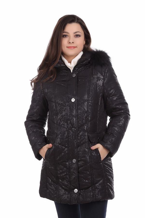 Куртка LebekКуртки<br><br><br>Размер RU: 46<br>Пол: Женский<br>Возраст: Взрослый<br>Материал: полиэстер 100%<br>Цвет: Чёрный