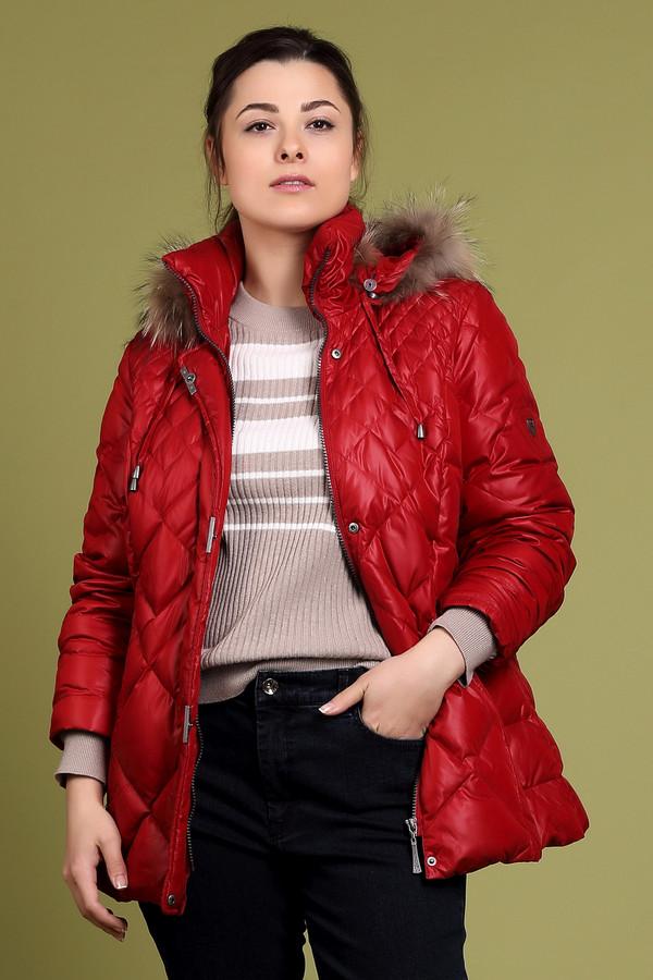 Куртка LebekКуртки<br><br><br>Размер RU: 48<br>Пол: Женский<br>Возраст: Взрослый<br>Материал: полиэстер 100%<br>Цвет: Бордовый
