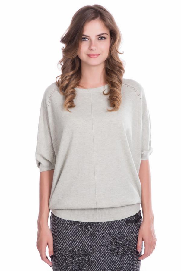 Купить Пуловер Pezzo, Китай, Серый, полиэстер 30%, нейлон 20%, шерсть 5%, вискоза 40%, ангора 5%
