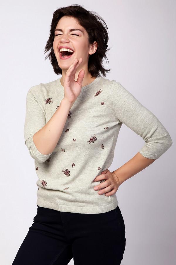 Пуловер PezzoПуловеры<br>Жилет Pezzo женский. Зеленоватый фон изделия отлично оттеняет его женственная и нежная розово-бордовая вышивка. Такой декор смотрится просто восхитительно. Состав: вискоза, полиэстер, нейлон, шерсть и ангора. Замечательная модель, которая сморится одинаково уместно как с юбками, брюками, так и с джинсами. Рекомендуем носить эту вещь зимой или в не очень теплые дни других времен года.<br><br>Размер RU: 48<br>Пол: Женский<br>Возраст: Взрослый<br>Материал: полиэстер 30%, нейлон 20%, шерсть 5%, вискоза 40%, ангора 5%<br>Цвет: Бордовый