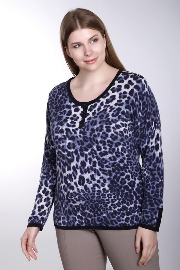 Пуловер Via AppiaПуловеры<br><br><br>Размер RU: 50<br>Пол: Женский<br>Возраст: Взрослый<br>Материал: хлопок 100%<br>Цвет: Разноцветный
