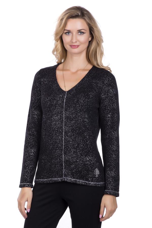 Пуловер Thomas RabeПуловеры<br><br><br>Размер RU: 48<br>Пол: Женский<br>Возраст: Взрослый<br>Материал: хлопок 50%, полиакрил 50%<br>Цвет: Серебристый