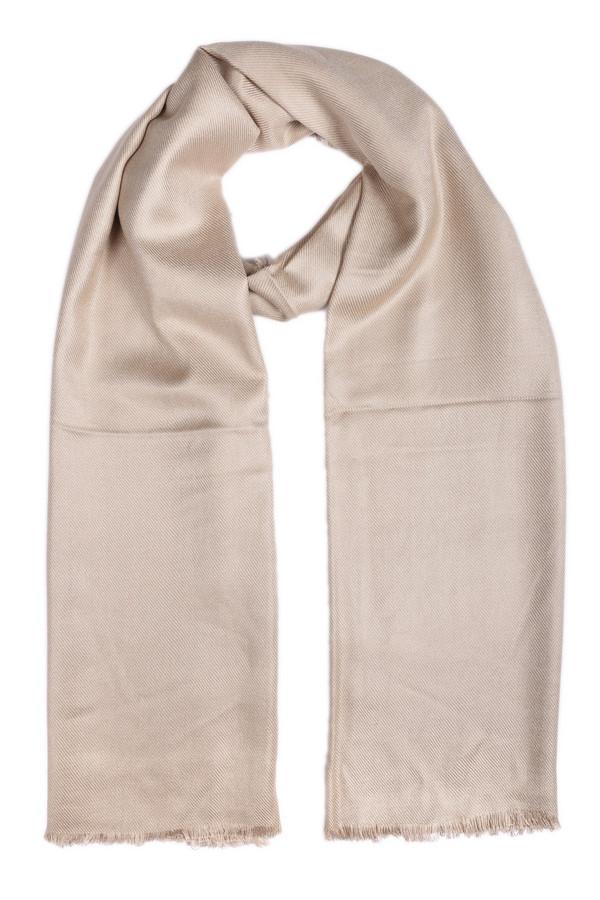 женский шарф codello, бежевый