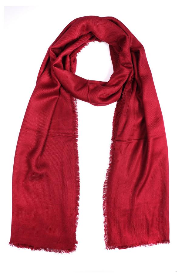 Шарф CodelloШарфы<br><br><br>Размер RU: один размер<br>Пол: Женский<br>Возраст: Взрослый<br>Материал: вискоза 100%<br>Цвет: Красный
