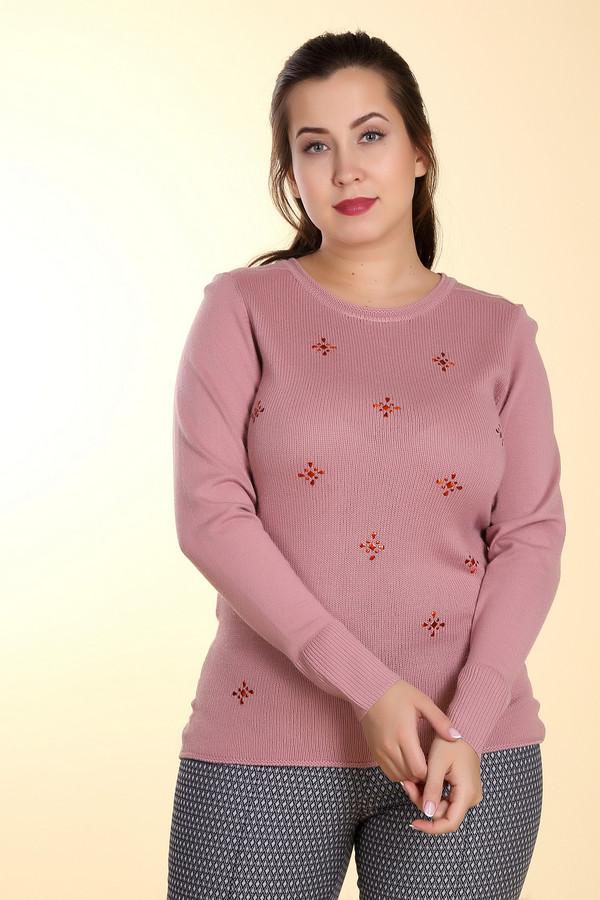 Пуловер PezzoПуловеры<br>Пуловер Pezzo розового оттенка. Модель стильная и небанальная. Ее удлиненный силуэт и лаконичный блестящий декор – отменное решение для стильной женщины. Состав: шерсть, вискоза, полиамид.<br><br>Размер RU: 50<br>Пол: Женский<br>Возраст: Взрослый<br>Материал: вискоза 49%, шерсть 20%, полиамид 31%<br>Цвет: Розовый