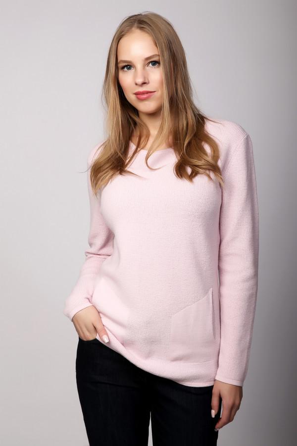 Пуловер PezzoПуловеры<br>Пуловер Pezzo розовый. Оттенки розового цвета давно и сильно любимы дизайнерами женской одежды. Ничего нет здесь удивительного – более женственного и нежного оттенка вам не сыскать! Удлиненный силуэт этой модели, дополненный оригинальными карманчиками спереди, подчеркнет красоту вашей фигуры и в то же время отлично дополнит самые разные ансамбли. Состав: 100%-ная шерсть.<br><br>Размер RU: 48<br>Пол: Женский<br>Возраст: Взрослый<br>Материал: шерсть 100%<br>Цвет: Розовый