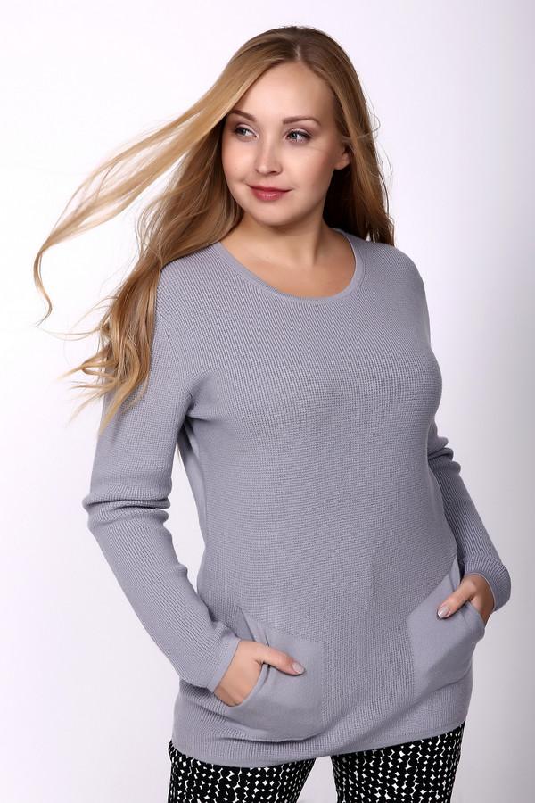 Купить Пуловер Pezzo, Китай, Сиреневый, шерсть 100%