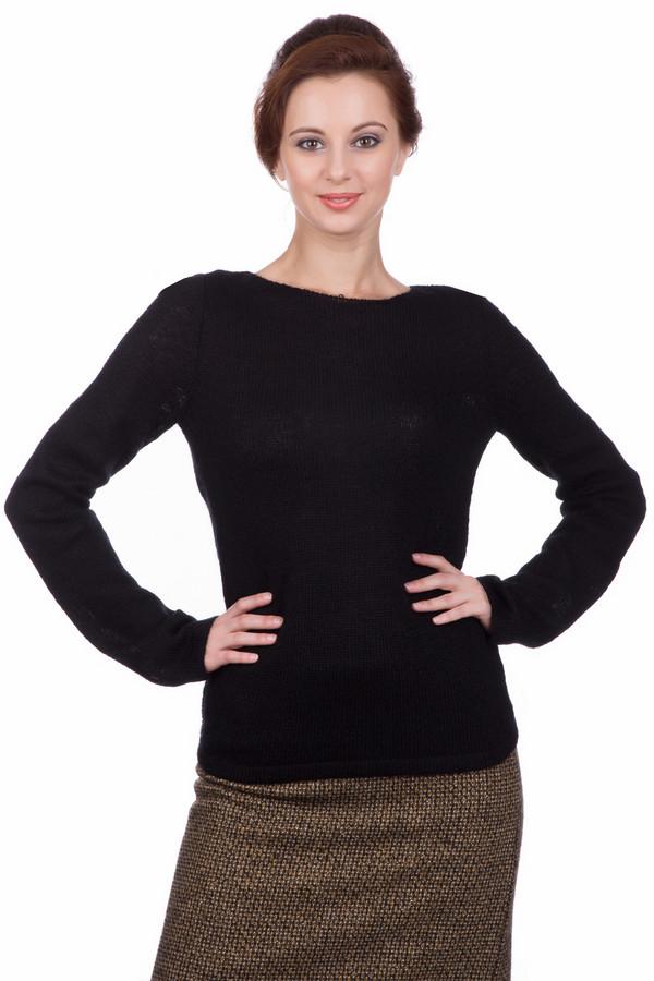Пуловер PezzoПуловеры<br>Пуловер Pezzo черного цвета. Легкая и приятная фактура этого изделия поможет вам выглядеть безупречно в офисе и после него. Классического цвета изделие необходимо в гардеробе каждой женщине. Состав: полиамид, акрил, мохер. Модель превосходно сидит по фигуре, подчеркивая ее достоинства и вашу женственность.<br><br>Размер RU: 52<br>Пол: Женский<br>Возраст: Взрослый<br>Материал: акрил 30%, полиамид 40%, мохер 30%<br>Цвет: Чёрный