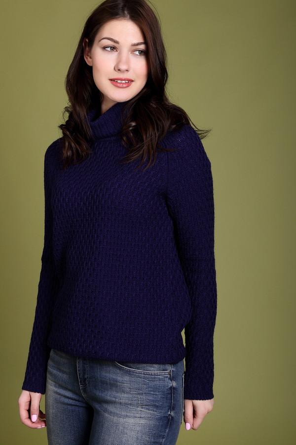 Пуловер PezzoПуловеры<br>Пуловер Pezzo синий. Покрой реглан, актуальный узор и удобный фасон – все эти черты предлагаемой модели делают ее просто великолепной! Шикарный вид в этом пуловере обеспечен вам даже в лютую зимнюю стужу. Состав: акрил, шерсть мерино. Великолепный выбор для тех, кто хочет быть всегда на высоте и в то же самое время не жертвовать своим комфортом.<br><br>Размер RU: 42<br>Пол: Женский<br>Возраст: Взрослый<br>Материал: акрил 50%, шерсть мерино 50%<br>Цвет: Синий