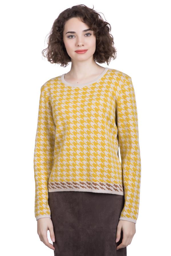 Пуловер MaerzПуловеры<br><br><br>Размер RU: 44<br>Пол: Женский<br>Возраст: Взрослый<br>Материал: шерсть 100%<br>Цвет: Разноцветный