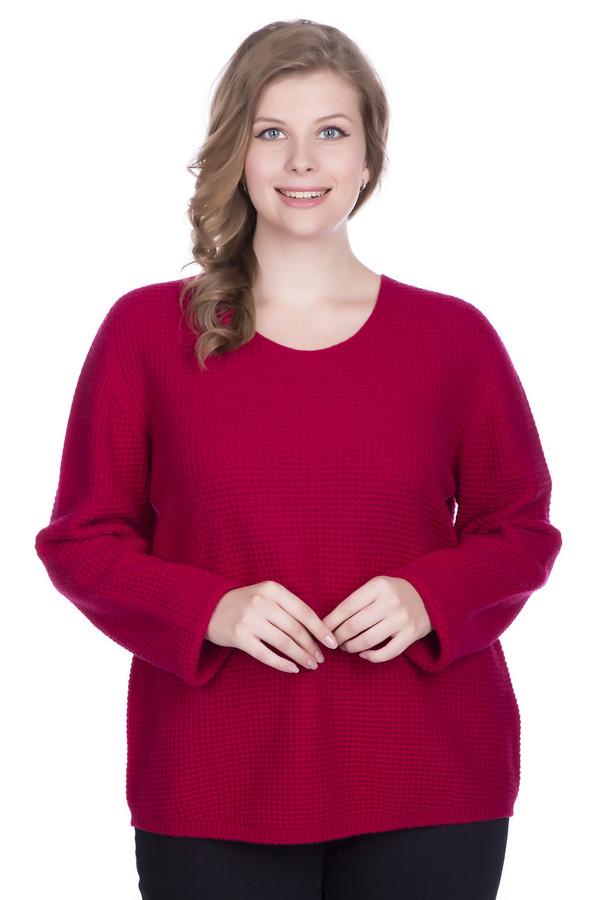 Пуловер MaerzПуловеры<br><br><br>Размер RU: 54-56<br>Пол: Женский<br>Возраст: Взрослый<br>Материал: шерсть 100%<br>Цвет: Красный