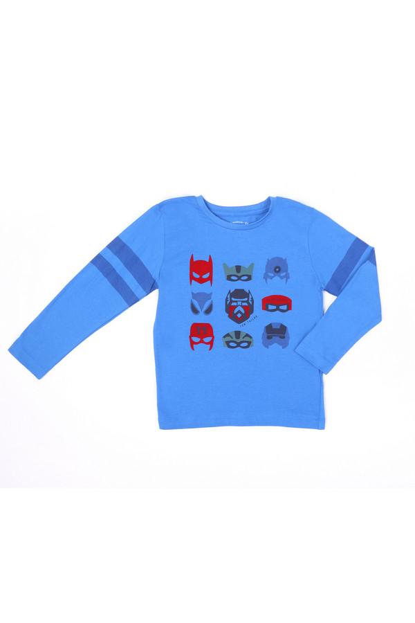 Футболки и поло Tom TailorФутболки и поло<br><br><br>Размер RU: 26;92-98<br>Пол: Мужской<br>Возраст: Детский<br>Материал: хлопок 100%<br>Цвет: Синий