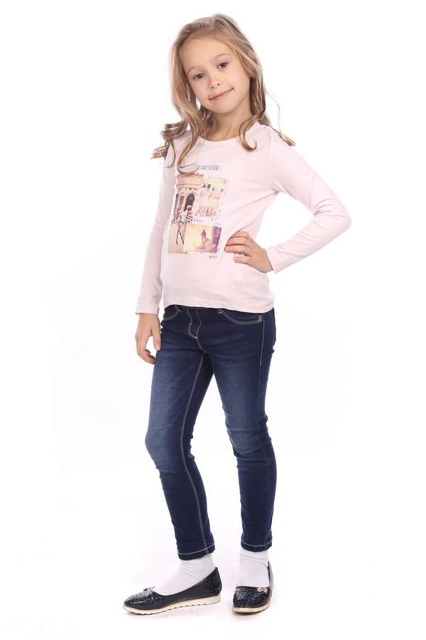 Футболки и поло Tom TailorФутболки и поло<br><br><br>Размер RU: 30;116-122<br>Пол: Женский<br>Возраст: Детский<br>Материал: хлопок 100%<br>Цвет: Розовый