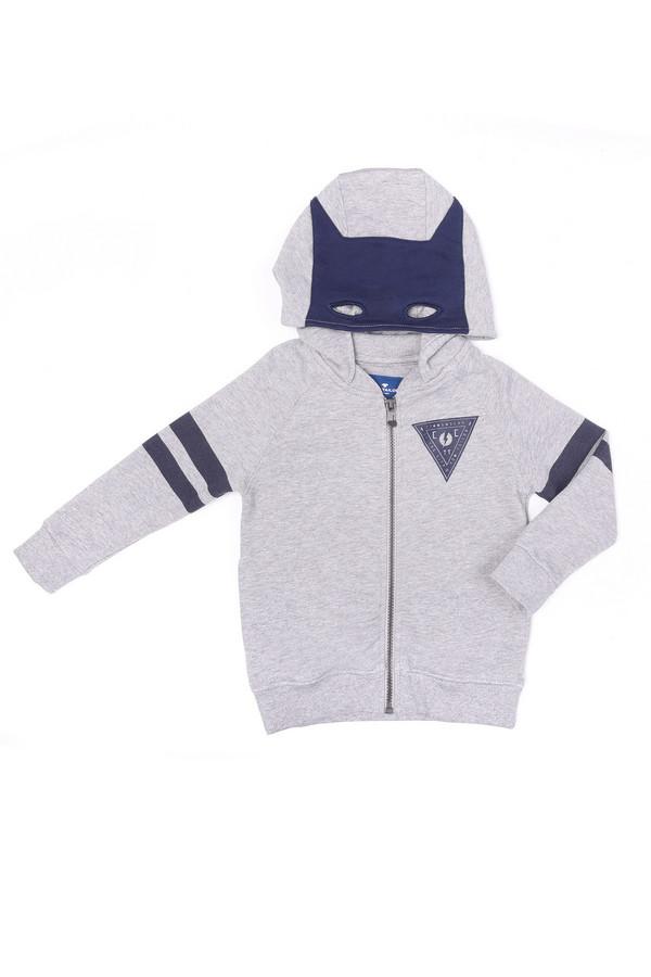 джемпер tom tailor для мальчика, серый