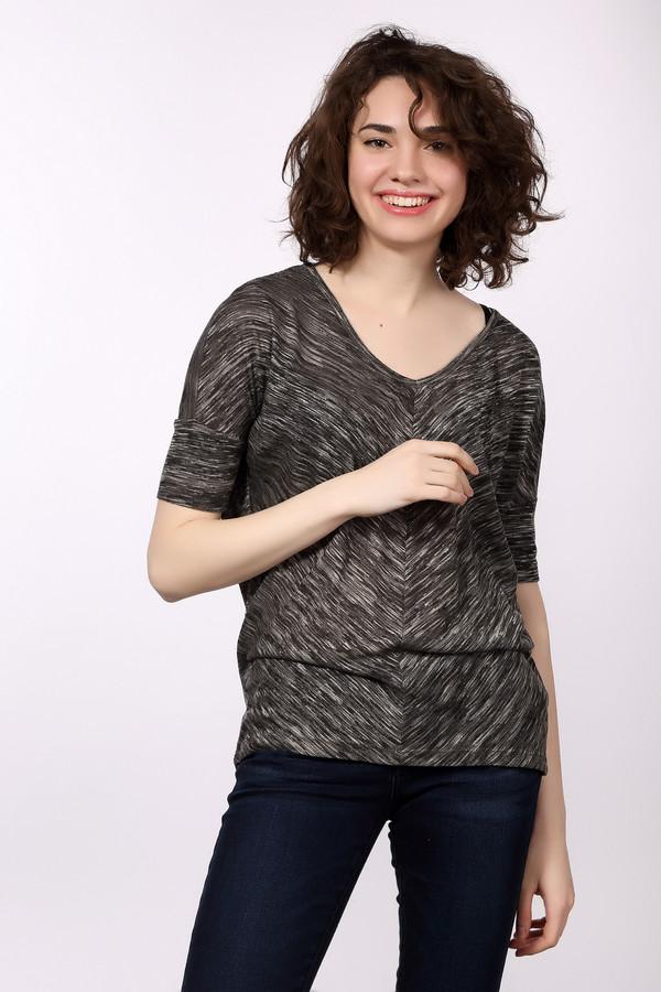 Пуловер Tom TailorПуловеры<br>Удлиненный пуловер от бренда Tom Tailor представлен в серых оттенках. Изделие дополнено: v-образным вырезом и короткими рукавами-летучая мышь. Изделие выполнено из высококачественного материала приятного на ощупь.<br><br>Размер RU: 44-46<br>Пол: Женский<br>Возраст: Взрослый<br>Материал: полиэстер 50%, вискоза 50%<br>Цвет: Разноцветный