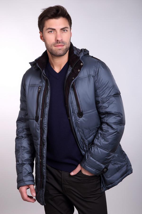 Куртка PezzoКуртки<br>Куртка Pezzo – чудесное решение для всех тех, кто любит комфорт даже в холодное время года. Что особенно ценно: она снабжена множеством карманов, достаточно больших и вместительных. Дожди и холода с такой верхней одеждой вам совсем не страшны. Курточка снабжена двойной застежкой – молния и кнопки, что очень функционально. Состав: нейлон, подкладка – полиэстер.<br><br>Размер RU: 50<br>Пол: Мужской<br>Возраст: Взрослый<br>Материал: нейлон 100%, Состав_подкладка полиэстер 100%, Состав_наполнитель полиэстер 100%<br>Цвет: Серый