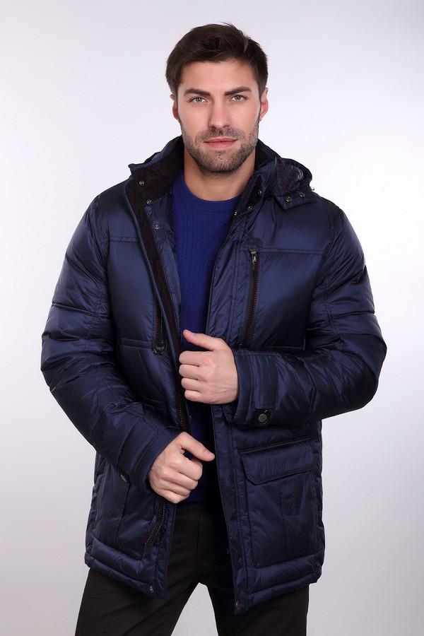 Куртка PezzoКуртки<br>Куртка Pezzo – чудесное решение для всех тех, кто любит комфорт даже в холодное время года. Что особенно ценно: она снабжена множеством карманов, достаточно больших и вместительных. Дожди и холода с такой верхней одеждой вам совсем не страшны. Курточка снабжена двойной застежкой – молния и кнопки, что очень функционально. Состав: нейлон, подкладка – полиэстер.<br><br>Размер RU: 52<br>Пол: Мужской<br>Возраст: Взрослый<br>Материал: нейлон 100%, Состав_подкладка полиэстер 100%, Состав_наполнитель полиэстер 100%<br>Цвет: Синий