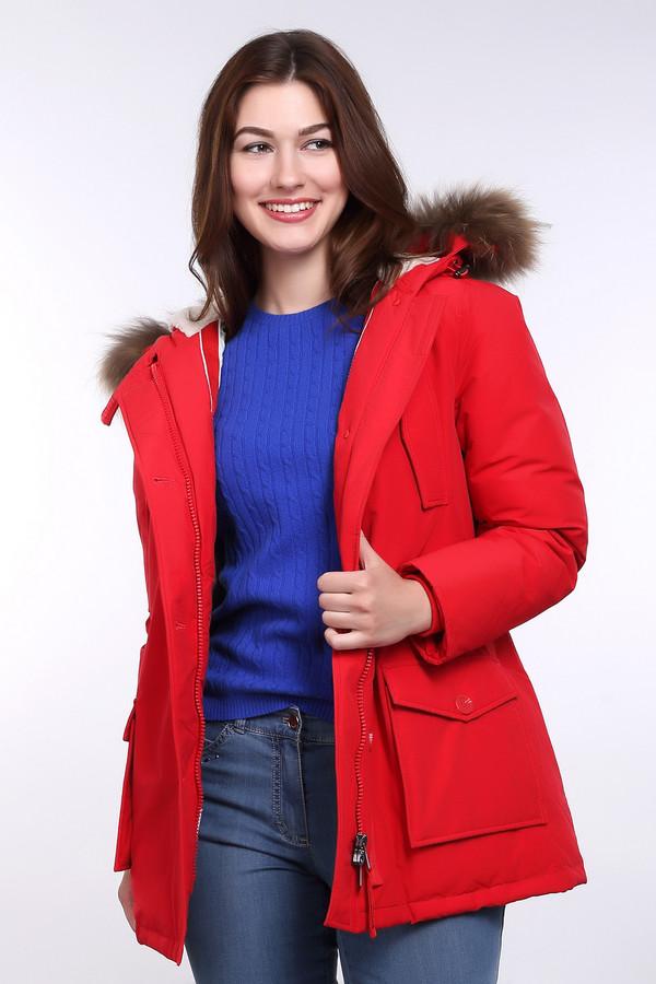 Куртка Just ValeriКуртки<br>Куртка Just Valeri красного оттенка. Отличная модель, которая дополнит любой гардероб. Различные карманы этого изделия способны обеспечить комфорт его обладательницы. Капюшон с мехом енота – это не только тепло, но еще и очень красиво. Состав: хлопок, нейлон, подкладка и наполнитель – полиэстер. Зимнее изделие безупречного фасона<br><br>Размер RU: 46<br>Пол: Женский<br>Возраст: Взрослый<br>Материал: хлопок 63%, нейлон 37%, Состав_подкладка полиэстер 100%, Состав_наполнитель полиэстер 100%, Состав_подкладка мех енот 100%<br>Цвет: Красный