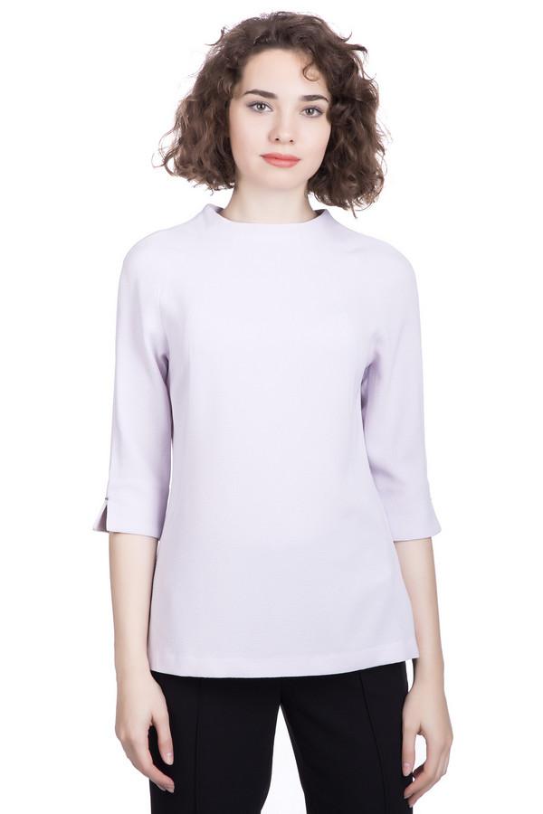 Блузa PezzoБлузы<br>Блузa Pezzo женская сиреневая. Элегантная блуза нежного сиреневого цвета подойдёт любой женщине. Рукав «реглан» длиной чуть ниже локтя с маленькими разрезами на манжете и молния по всей длине спинки служат украшением данной модели. Очень эффектно такая блуза смотрится с тёмными брюками или джинсами. Демисезонная вещь. Состав: полиэстер, спандекс.<br><br>Размер RU: 44<br>Пол: Женский<br>Возраст: Взрослый<br>Материал: полиэстер 92%, спандекс 8%<br>Цвет: Сиреневый