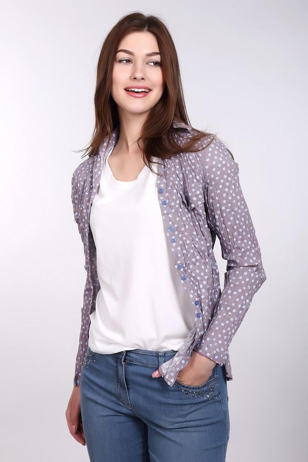 Блузa PezzoБлузы<br>Блузa Pezzo женская бордово-голубая. Легкая блуза рубашечного типа из натурального материала – это именно то, что вам нужно. Накладные карманчики на груди, глубокий V – образный вырез горловины, изящная застёжка и, главное, сама ткань – основные достоинства этой модели. В такой блузе вы будете чувствовать себя комфортно и удобно. Состав: 100% хлопок.<br><br>Размер RU: 46<br>Пол: Женский<br>Возраст: Взрослый<br>Материал: хлопок 100%<br>Цвет: Голубой
