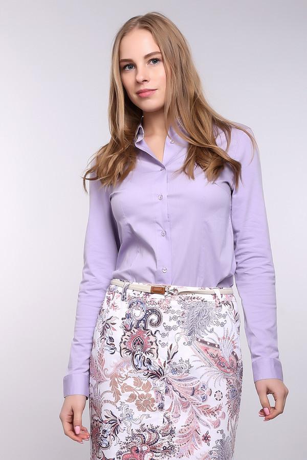 Блузa PezzoБлузы<br>Блузa Pezzo женская сиреневого оттенка. Прекрасная вещь для тех, кто любит классику. Очень красивая блуза  нежного  цвета обязательно должна быть в вашем гардеробе. Эта модель выполнена из натуральной ткани с добавлением искусственных волокон, поэтому она отлично смотрится и хороша в носке. В такой блузе вы будете выглядеть очень изысканно и вместе с тем романтично. Состав: хлопок, лайкра.<br><br>Размер RU: 42<br>Пол: Женский<br>Возраст: Взрослый<br>Материал: хлопок 97%, лайкра 3%<br>Цвет: Сиреневый