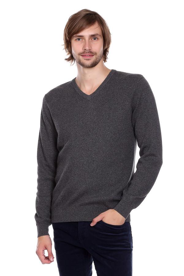 Купить Мужское джемпер Casa Moda серого цвета