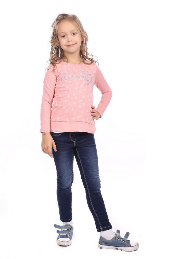 Футболки и поло s.OliverФутболки и поло<br><br><br>Размер RU: 32-34;128-134<br>Пол: Женский<br>Возраст: Детский<br>Материал: хлопок 100%<br>Цвет: Розовый
