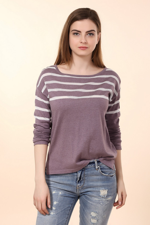 Пуловер Gerry WeberПуловеры<br><br><br>Размер RU: 50<br>Пол: Женский<br>Возраст: Взрослый<br>Материал: кашемир 5%, вискоза 5%, полиэстер 1%, хлопок 80%, шелк 9%<br>Цвет: Белый