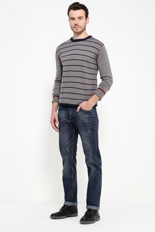 Модные джинсы FINN FLAREМодные джинсы<br><br><br>Размер RU: 50<br>Пол: Мужской<br>Возраст: Взрослый<br>Материал: эластан 2%, хлопок 98%<br>Цвет: Синий