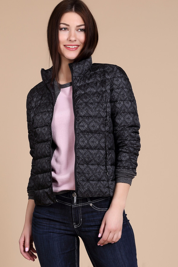 Куртка s.OliverКуртки<br><br><br>Размер RU: 42<br>Пол: Женский<br>Возраст: Взрослый<br>Материал: полиэстер 100%<br>Цвет: Серый