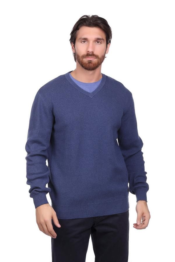 Джемпер Casa ModaДжемперы<br><br><br>Размер RU: 42-44<br>Пол: Мужской<br>Возраст: Взрослый<br>Материал: хлопок 100%<br>Цвет: Синий