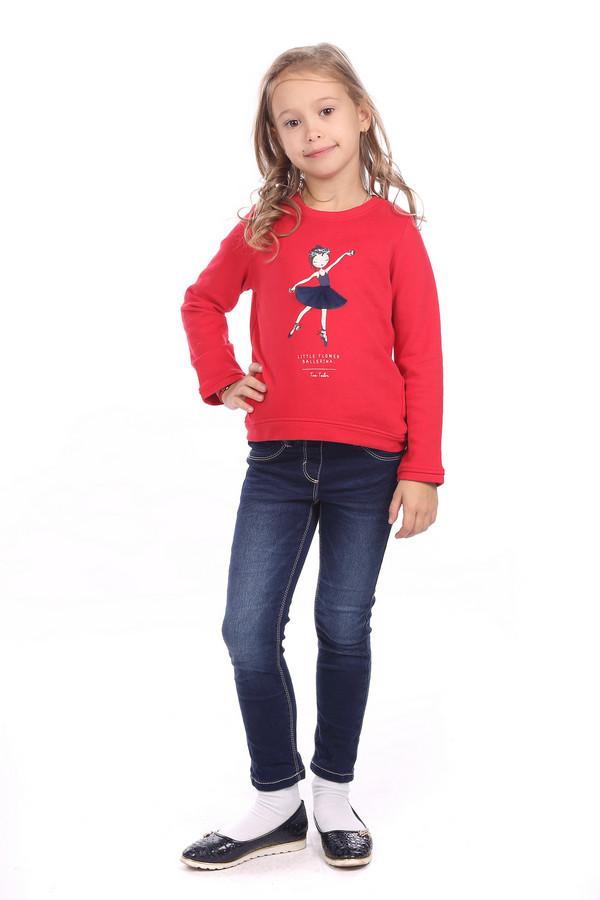 Джемперы и кардиганы Tom TailorДжемперы и кардиганы<br><br><br>Размер RU: 26;92-98<br>Пол: Женский<br>Возраст: Детский<br>Материал: хлопок 100%<br>Цвет: Красный