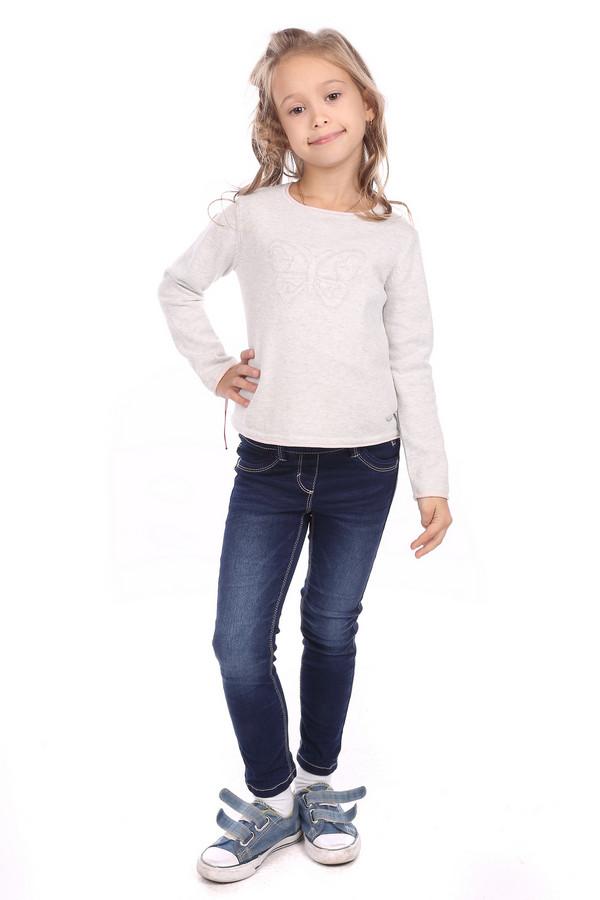 Джемперы и кардиганы Tom TailorДжемперы и кардиганы<br><br><br>Размер RU: 30;116-122<br>Пол: Женский<br>Возраст: Детский<br>Материал: хлопок 100%<br>Цвет: Серый