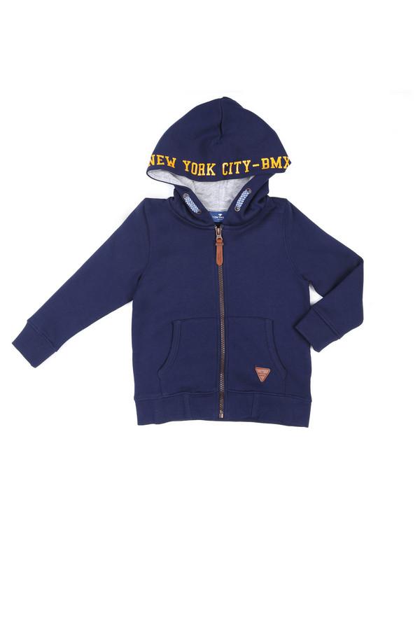 Джемперы и кардиганы Tom TailorДжемперы и кардиганы<br><br><br>Размер RU: 28;104-110<br>Пол: Мужской<br>Возраст: Детский<br>Материал: хлопок 100%<br>Цвет: Синий