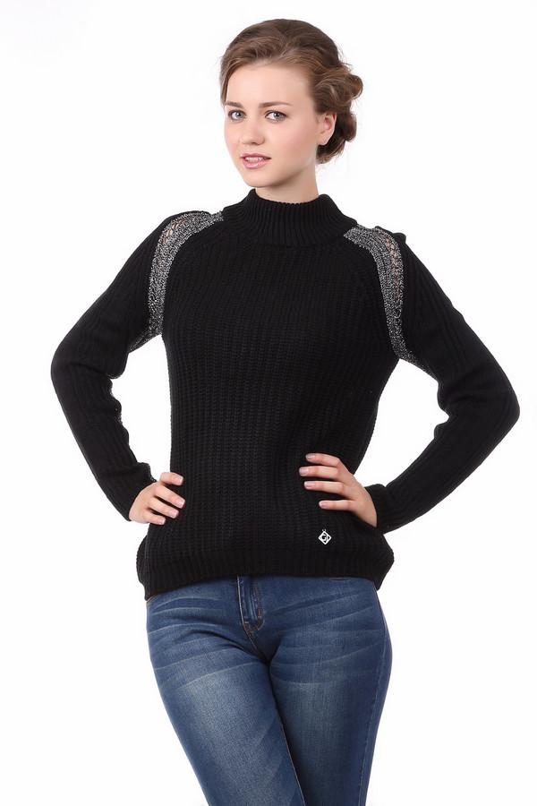 женская футболка gaudi jeans, серебряная