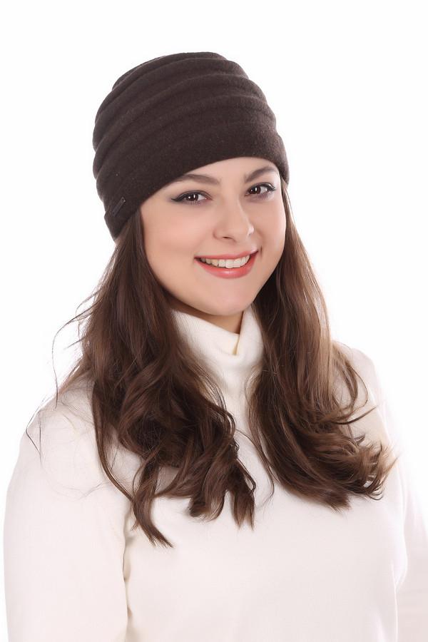 Шляпа SeebergerШляпы<br><br><br>Размер RU: один размер<br>Пол: Женский<br>Возраст: Взрослый<br>Материал: шерсть 100%<br>Цвет: Коричневый